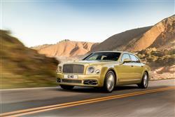 New Bentley Mulsanne review