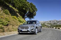 New BMW X1 xDrive 20d review