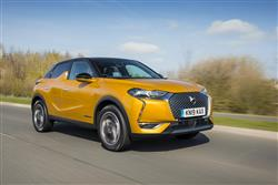 New DS 3 Crossback review
