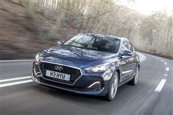 New Hyundai i30 Fastback review