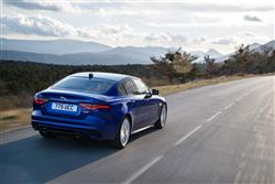 New Jaguar XE review