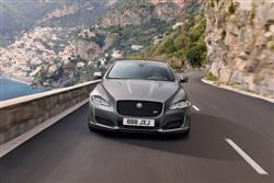 New Jaguar XJR575 review