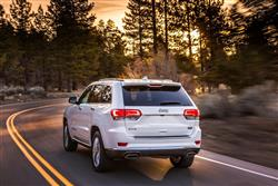 New Jeep Grand Cherokee review