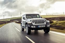 New Jeep Wrangler review