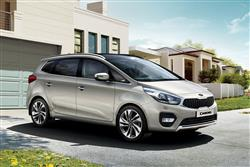 New Kia Carens review