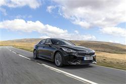 New Kia Stinger review