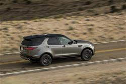 New Land Rover Discovery review