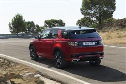 New Land Rover Discovery Sport review