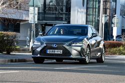 New Lexus ES review