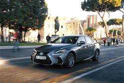New Lexus IS review