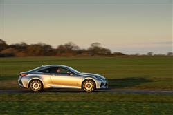 New Lexus RC review
