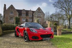 New Lotus Elise review