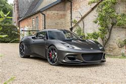 New Lotus Evora review