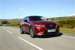 New Mazda CX-3 review