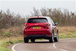 New Mazda CX-5 review