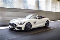 New Mercedes-AMG GT Roadster review