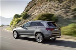 New Mercedes-Benz GLC review