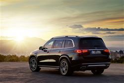 New Mercedes-Benz GLS review