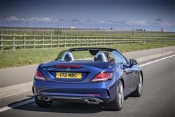 New Mercedes-Benz SLC review