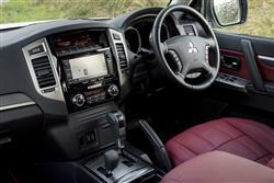 New Mitsubishi Shogun review