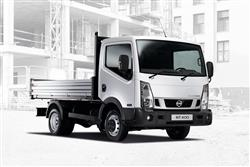 Double CAB Dropside