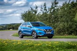 New Nissan Qashqai review