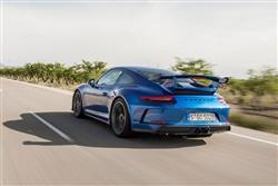 New Porsche 911 GT3 review