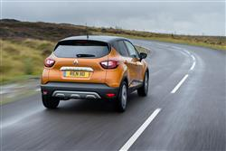 New Renault Captur review
