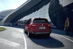 New Renault Koleos review