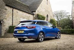 New Renault Megane Sport Tourer review