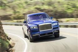 New Rolls Royce Cullinan review