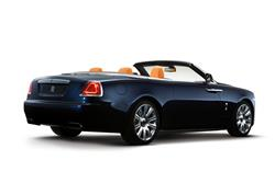 New Rolls-Royce Dawn review