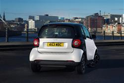 New smart fortwo review
