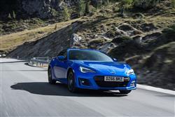 New Subaru BRZ review