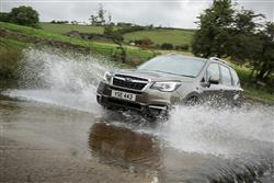 New Subaru Forester review