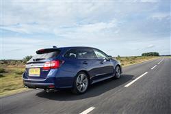New Subaru Levorg GT review