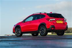 New Subaru XV review