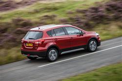 New Suzuki SX4 S-CROSS review