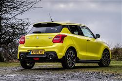 New Suzuki Swift Sport review