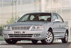 New Kia Magentis (2001 - 2006) review