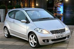 New Mercedes-Benz A-Class (2005 - 2008) review