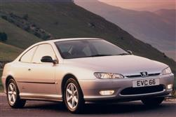 New Peugeot 406 Coupe (1997 - 2003) review