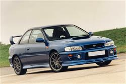 New Subaru Impreza P1 (2000 - 2001) review