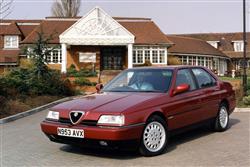 New Alfa Romeo 164 (1988 - 1997) review