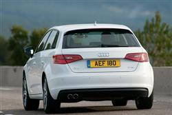 New Audi A3 Sportback (2012 - 2015) review