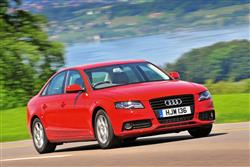 New Audi A4 (2008 - 2012) review