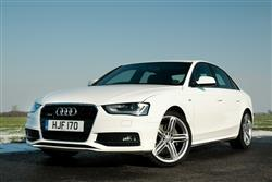 New Audi A4 (2012 - 2015) review