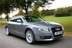 New Audi A5 Coupe (2012 - 2015) review