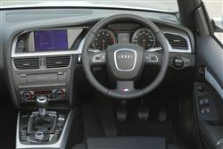 New Audi A5 Cabriolet (2009 - 2016) review