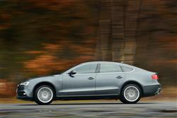 New Audi A5 Sportback (2012 - 2015) review